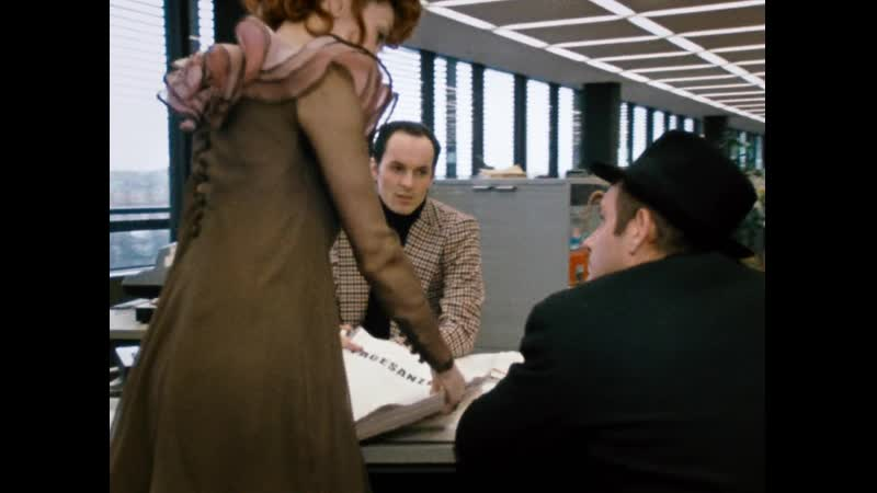 Welt am Draht Rainer Werner Fassbinder 1973