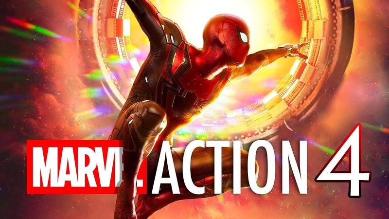 A Ride through the MCU Action Vol 4