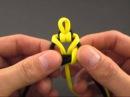 How to Make an Oat Spike Sinnet (Paracord Bracelet) by TIAT