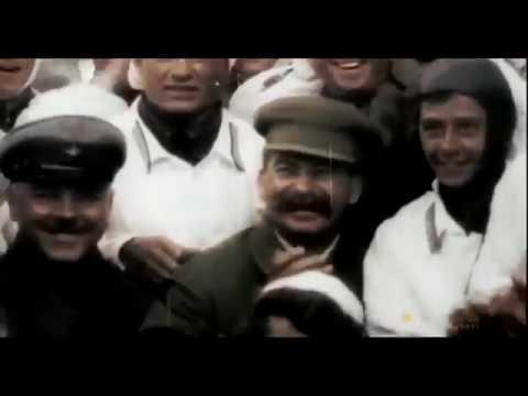 Перец Яковлев. Маршал Сталин. Ковер на американскую песню.