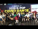 180428 BLACK DRESS (by HK dance teams Elkie 엘키@CLC) | 2018 K-POP Cover Dance Festival in Hong Kong