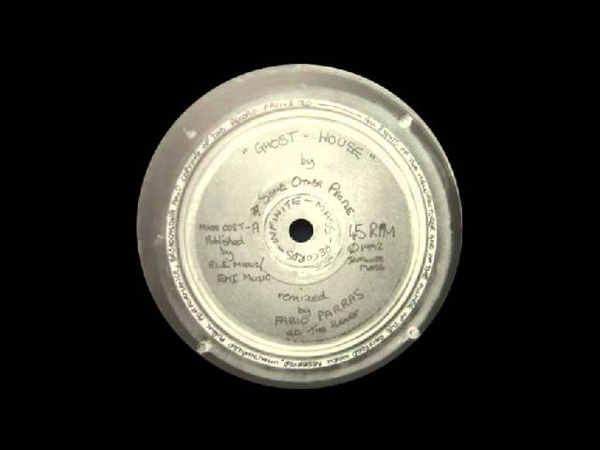 Some Other People Ghost House Remixed by Fabio Paras Infinite Mass 1992