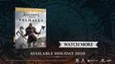 Assassin's Creed Valhalla первый взгляд Геймплейный трейлер Ubisoft [NA]