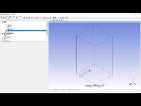 ANSYS CFX Nozzle Design Optimization - Part II