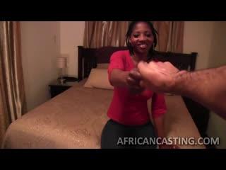 AfricanCasting - Lisa