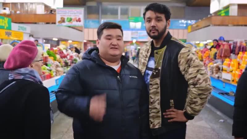 Кухня.kz с Жекой Fatbelly в Алматы