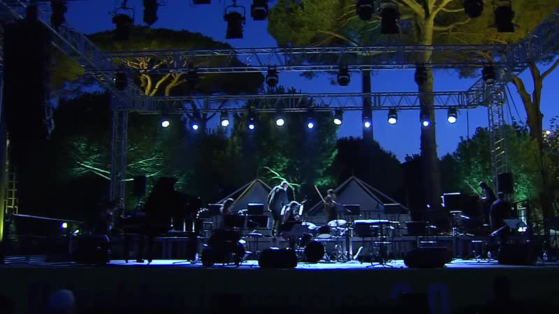 Ravenna Festival Italian Jazz Orchestra Fabio Petretti Tribute to Federico Fellini Cervia 29 06 2020 часть 1