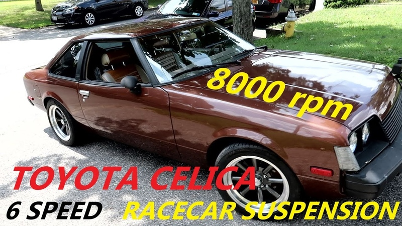 Toyota Celica PRO TOURING beams 3sge
