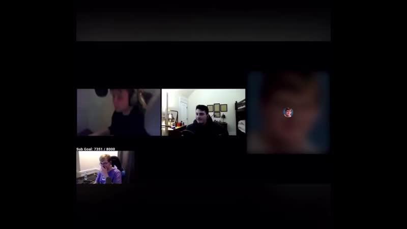 Jawsh: casually chomps on camera