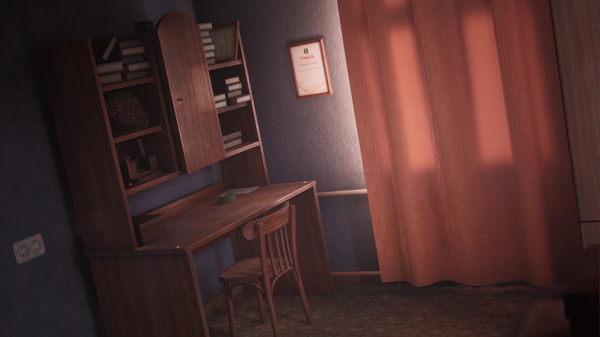 Эстетика виртуальных постсоветских квартир