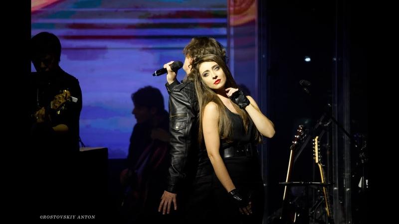 Андрей Лефлер Дарья Бурлюкало - СОН (из рок-оперы Орфей) LIVE 2020