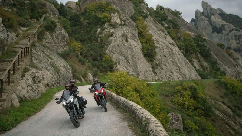 Ducati Multistrada 950 Your Extraordinary Journey Lucanian Dolomites