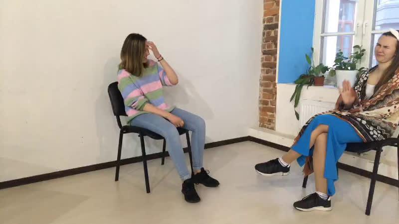 Раскрепощение - интервью с участником, Соня Юрак