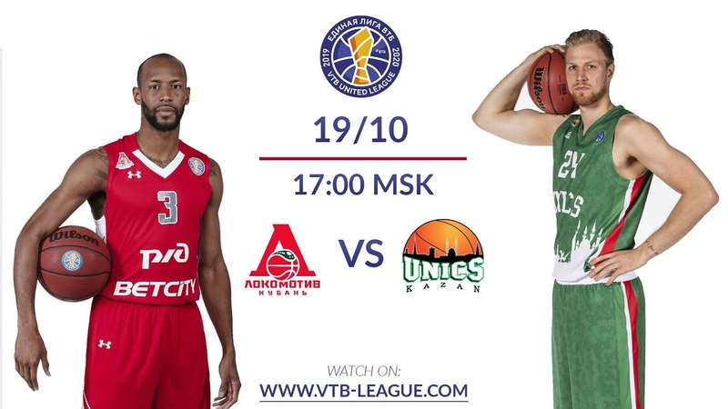 Game of the Week Preview: Lokomotiv-Kuban vs UNICS | Season 2019-20