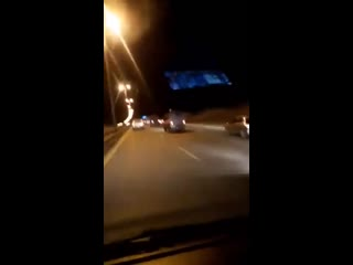 Бронетехника иранской армии в окрестностях города Кум