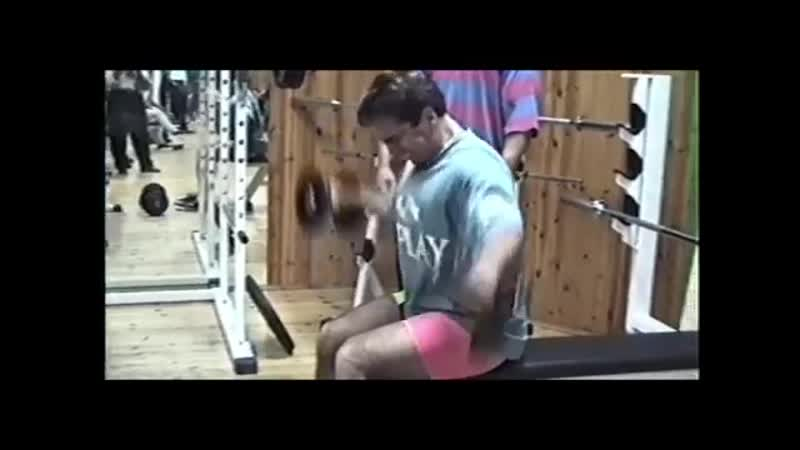 Andreas Münzer .New´s video (Training und Auftritt in Sizilien 1993, privat vide.mp4