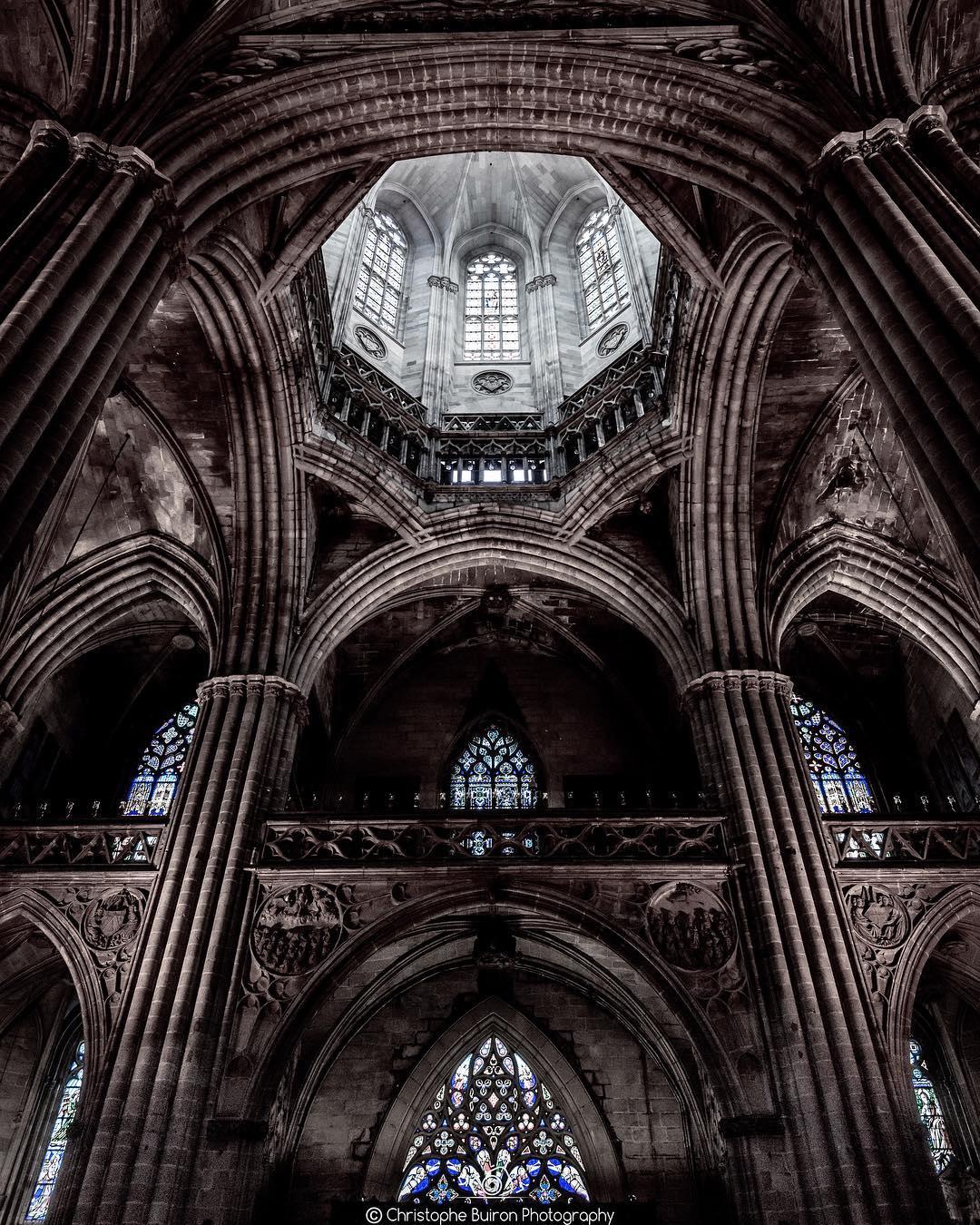 Cathédrale Sainte-Croix de Barcelone