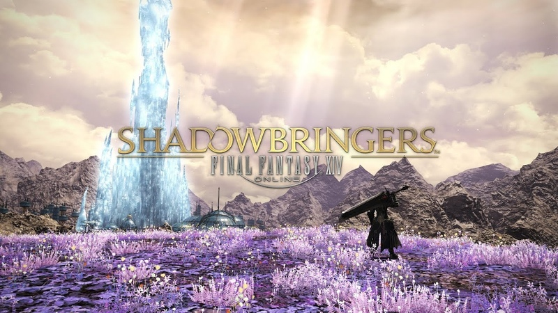 PS4 Final Fantasy XIV Shadowbringers