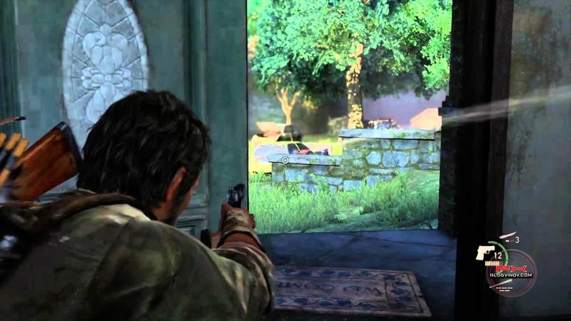 Обзор Last of Us (Одни из нас) - лучшая игра 2013 года наравне с GTA V