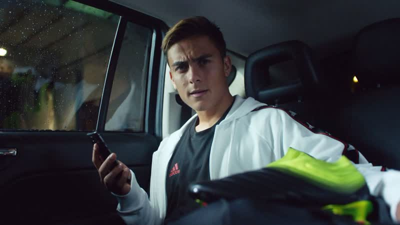 Adidas football Без лишнего пафоса Только талант feat Пауло Дибала