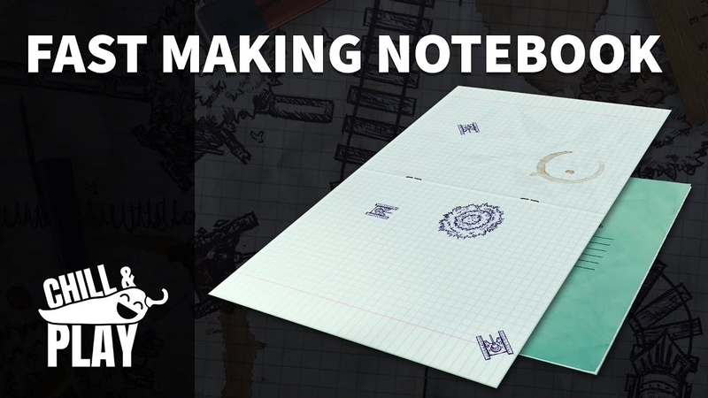 FAST MAKING NOTEBOOK