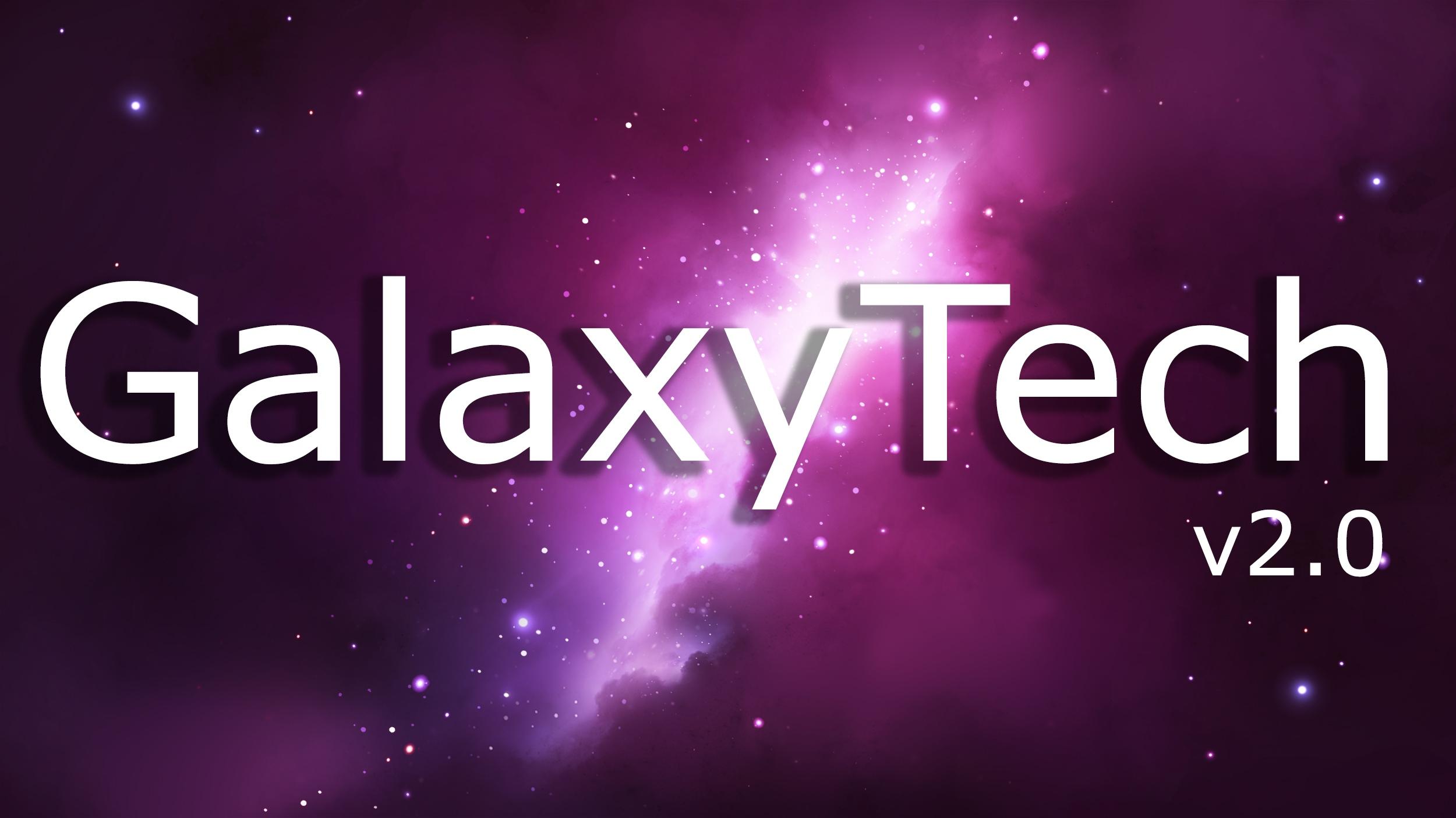 Открылся новый сервер GalaxyTech
