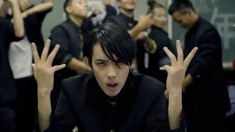 AKLO RGTO feat.SALU, 鋼田テフロン Kダブシャイン