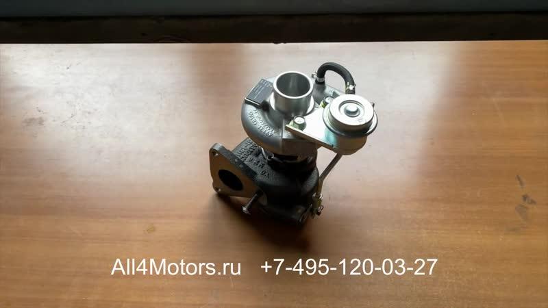 Турбокомпрессор турбина Peugeot Boxer Citroen Jumper Fiat Ducato 2 2 дизель 4HV P22DTE 49S31 05212 TURBOENGINEERING