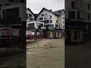 Гірськолижний курорт Буковель затопило