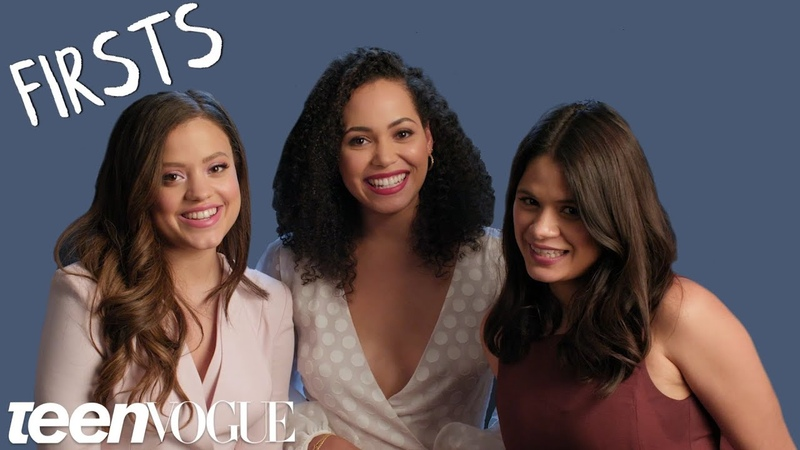 The Cast of Charmed on Their First Auditions and Meeting Each Other Teen Vogue