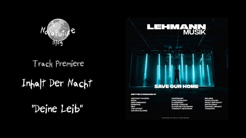 Inhalt Der Nacht Mein Leib LEHMANNMUSIK005 Lehmann Musik Premiere