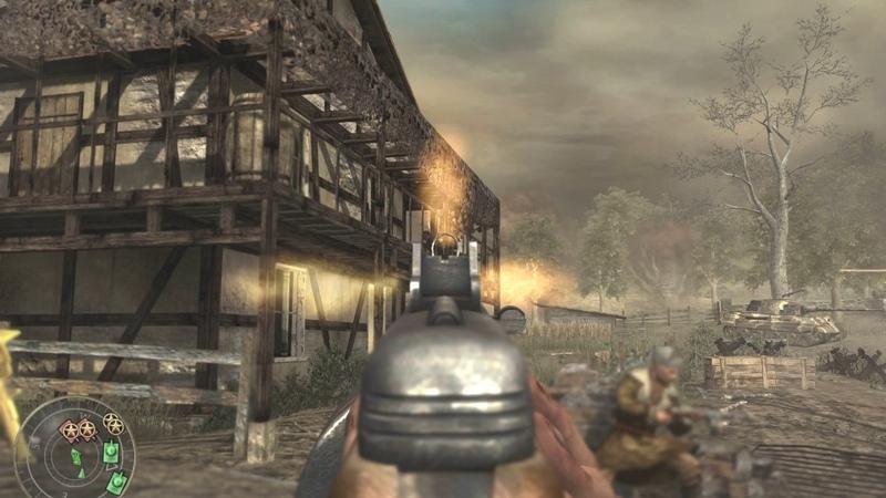 Call of Duty World at War ☆БЕЗ РАНЕНИЙ☆ 5 Их земля их кровь