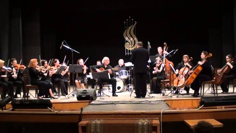 Alexander Vinitsky Ragtime Alexander Vinitsky and Philharmonic Chamber Orchestra of Nizhny Tagil