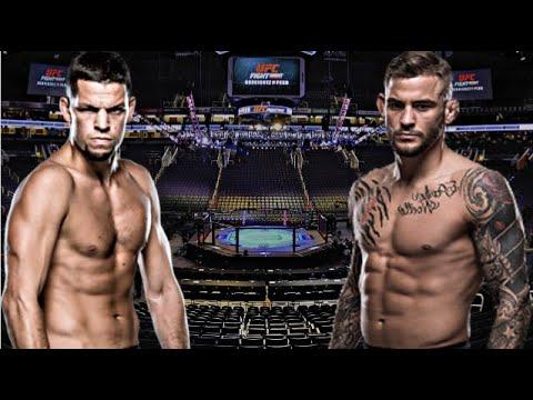 Nate Diaz vs Dustin Poirier PROMO The Fight to Make 2020