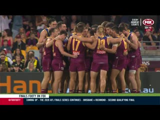 Brisbane Lions - Richmond Tigers