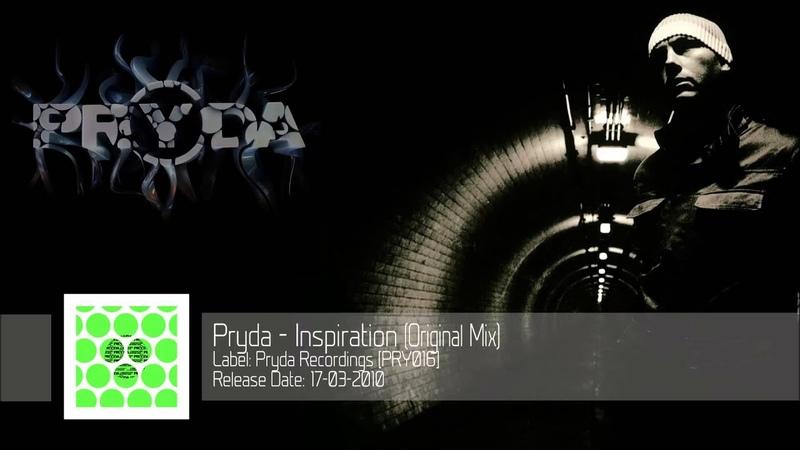Pryda Inspiration Original Mix PRY016