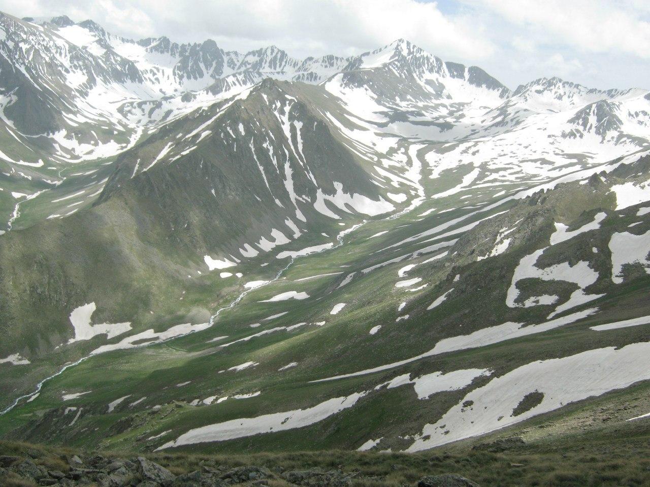 гора Капуджух и заказник Зангезур