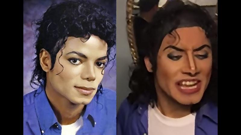 Jeffrey Perez Michael Jackson Voice Comparison