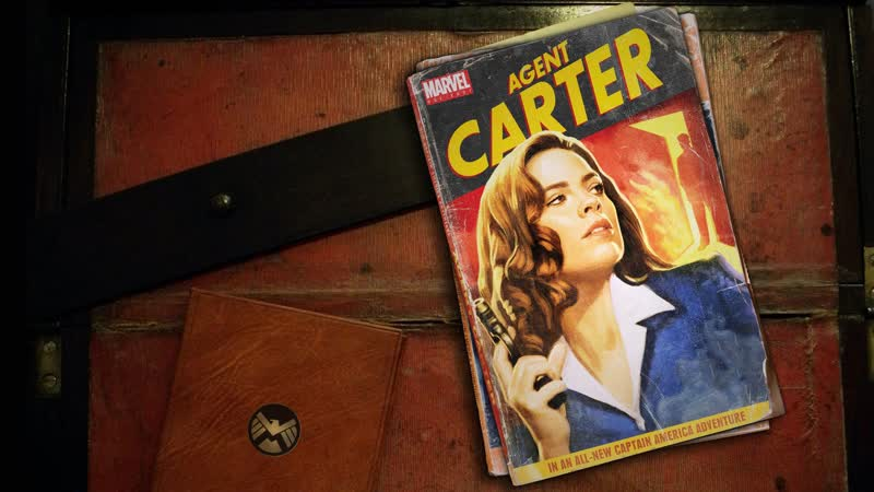 Агент Картер 2014