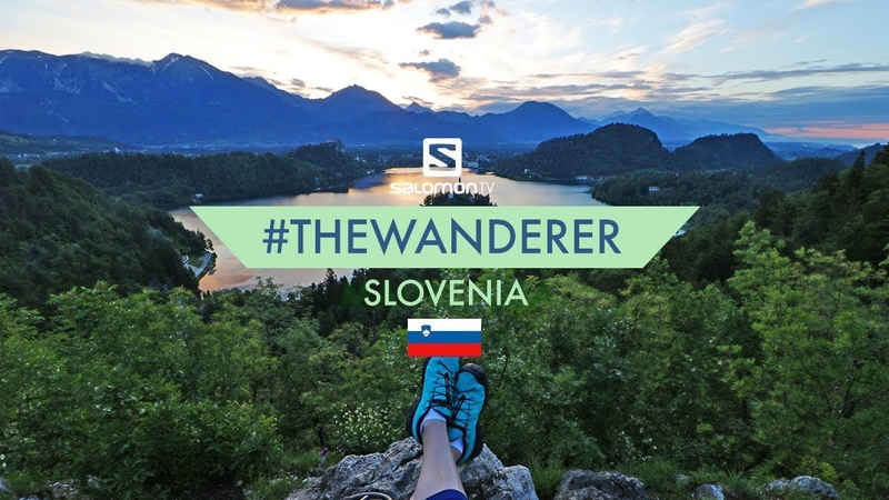 TheWanderer Slovenia with Kalen Thorien Salomon