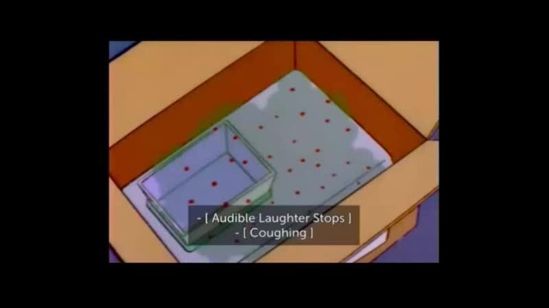 В Симпсонах все предсказали The Simpsons Симпсоны сезон 4 серия 21