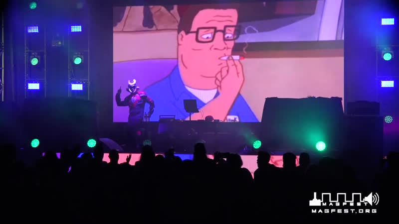 DJ Cutman Live @ MAGFest 2020 The DJ Block