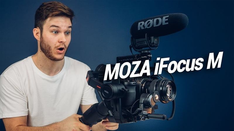 MOZA iFocus M First Look Setup Guide on Moza Air 2 with BMPCC4K