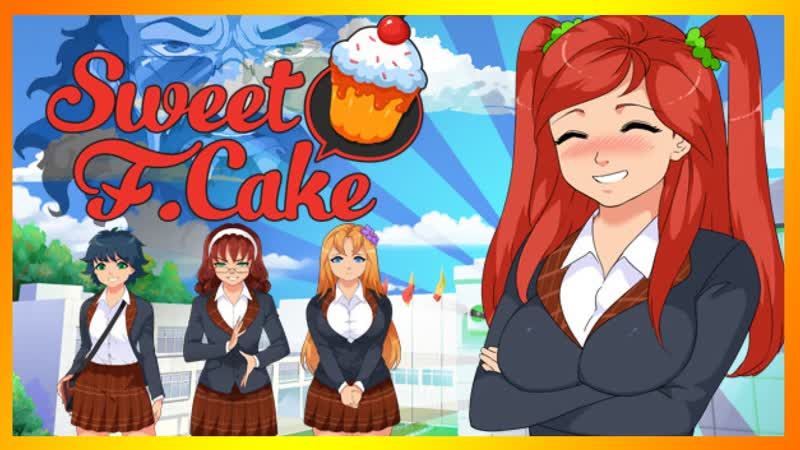 1 Sweet F Cake жизнь в параллельном мире не без кекса ͡° ͜ʖ ͡°