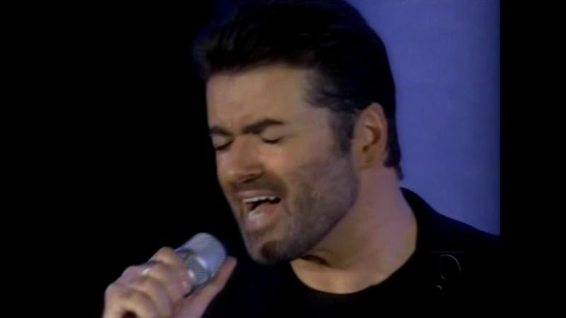 George Michael - Father Figure - Faith (Live Oprah 2004)