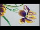 Cách Thêu Hoa Huệ ... Lili Hand Embroidery