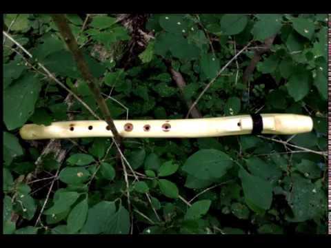 Пимак (флейта любви) тональность А в лесу   Pimak (flute of love) tone A in the forest