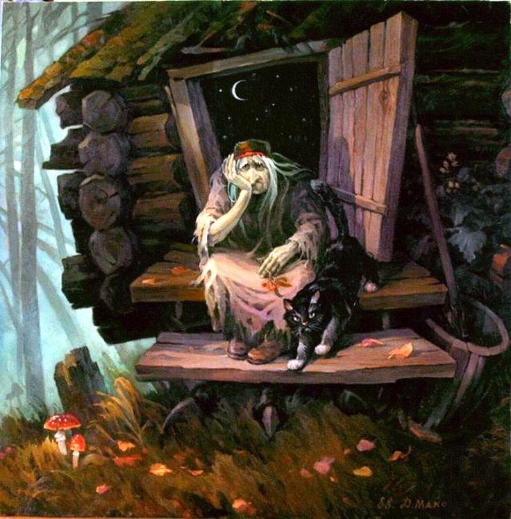 Психотерапевтические сказки #2, изображение №10