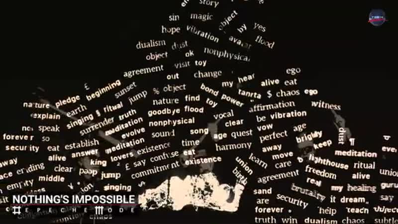 Depeche Mode Nothings Impossible Waldorff Version