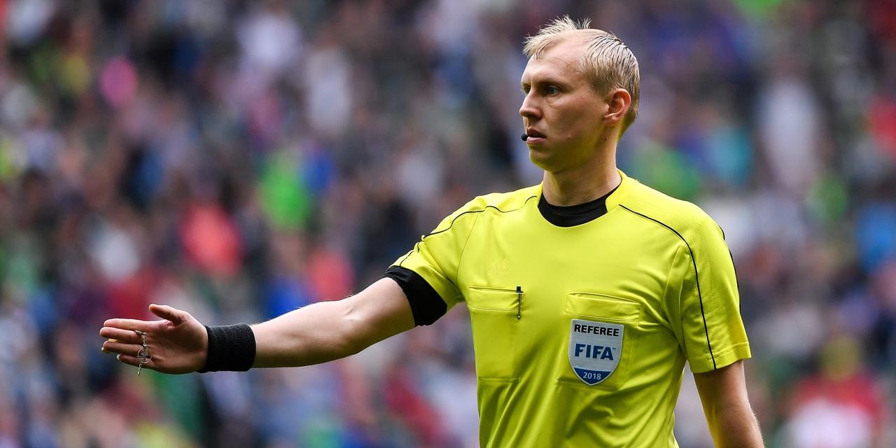 Сергей Иванов, футбольный арбитр